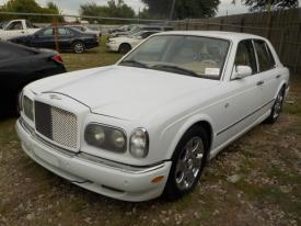 Salvage Bentley Arnage